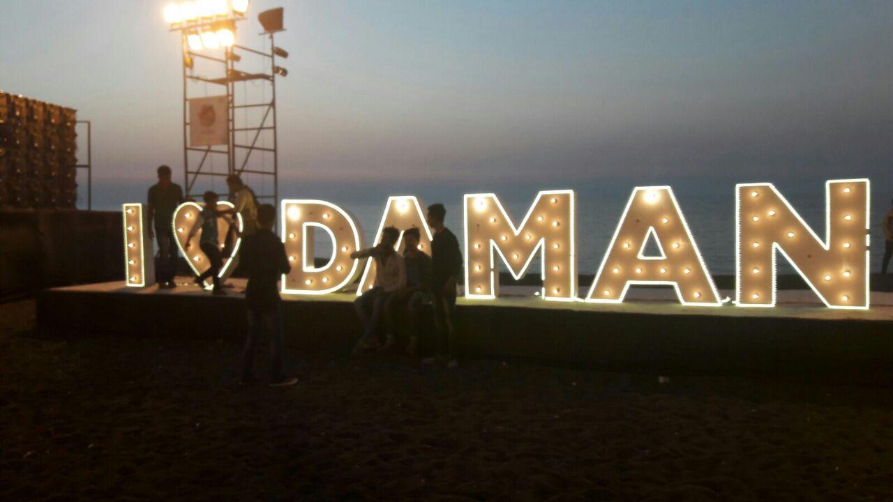 DAMANTHAN ( DAMAN FESTIVAL ) 2017